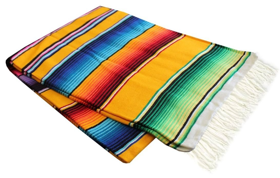 Fashionable San Marcos Mexican Blankets Offer Beautiful Combinations For  Any Interior Decoration Plan e9a70aa2467b